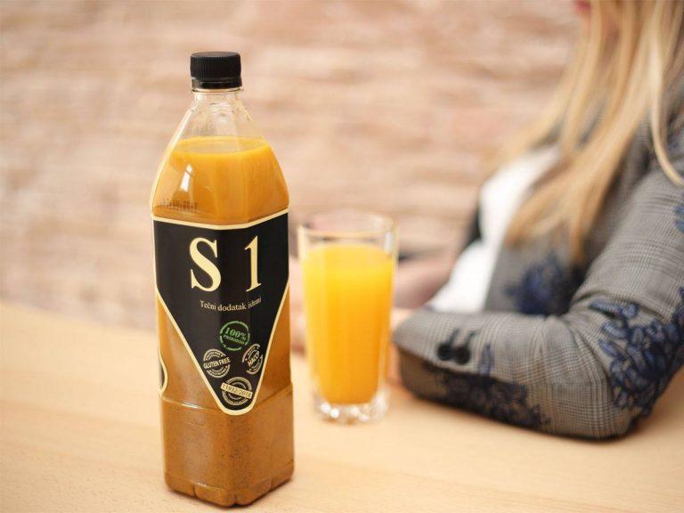 S1 sirup za mršavljenje pomaže gojaznim osobama